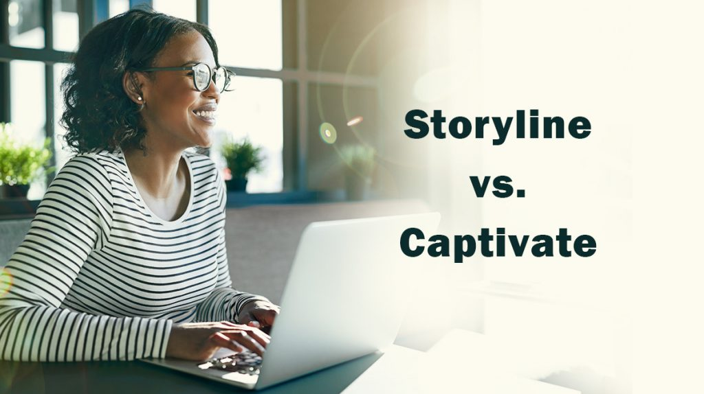 Storyline vs Captivate - Features of Articulate Storyline and Adobe Captivate Compared Side-by-Side