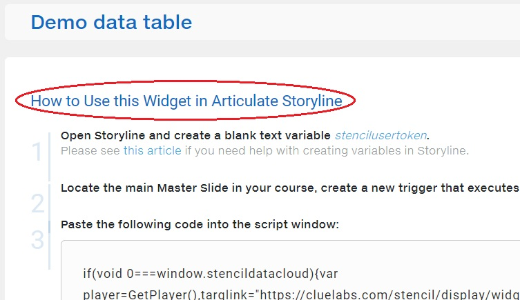 step 3 data cloud how to use articulate storyline